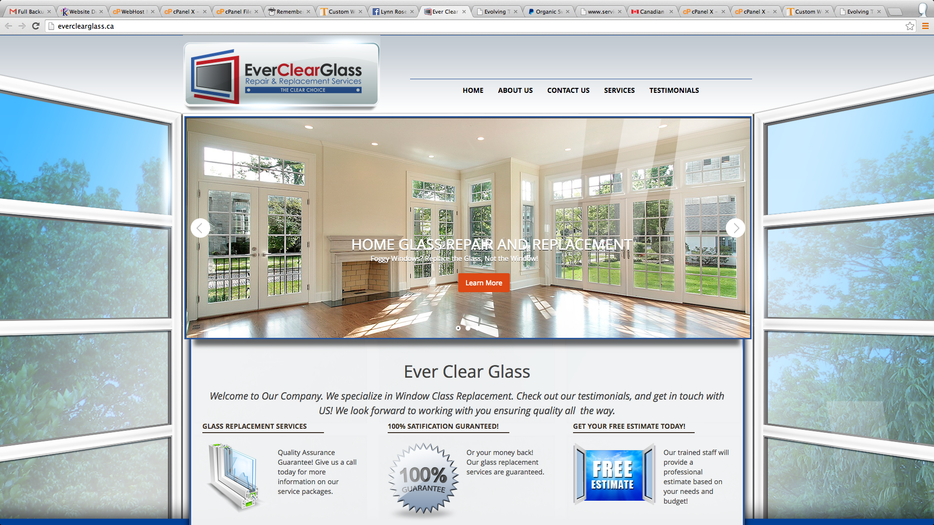 custom website design tnp group serving london woodstock creative design